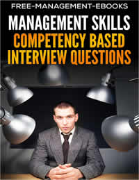 Handling competency based interview questions